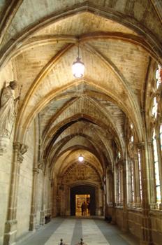 Pasillo del Claustro Alto, Catedral de Burgos, Castilla y León