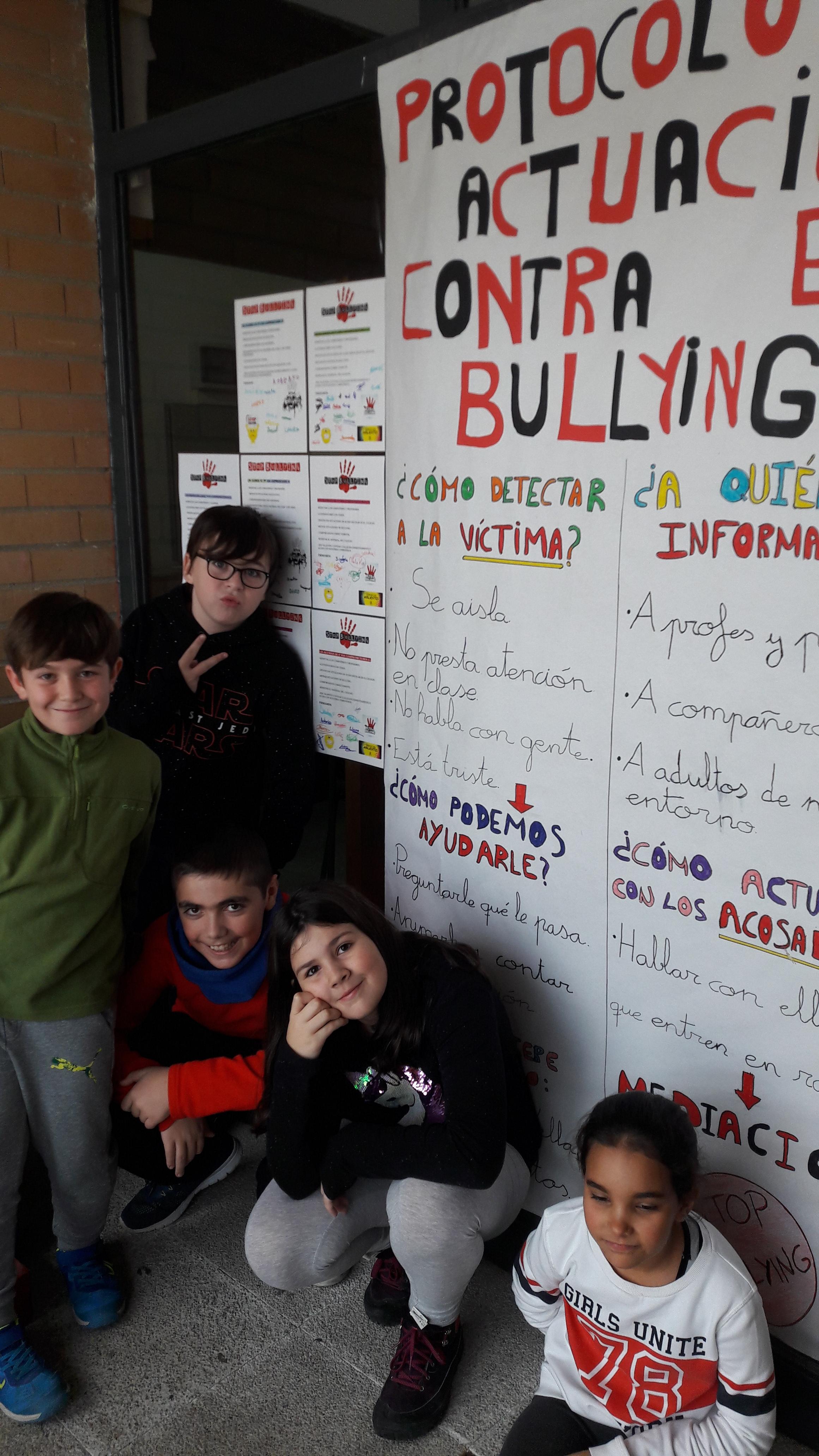 Proyecto contra el Bullying 5