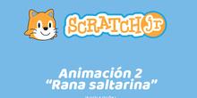ScratchJr (Iniciación) 02-Rana saltarina