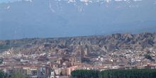Vista de Guadix