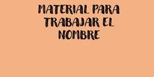MATERIALES LECTO-ESCRITURA