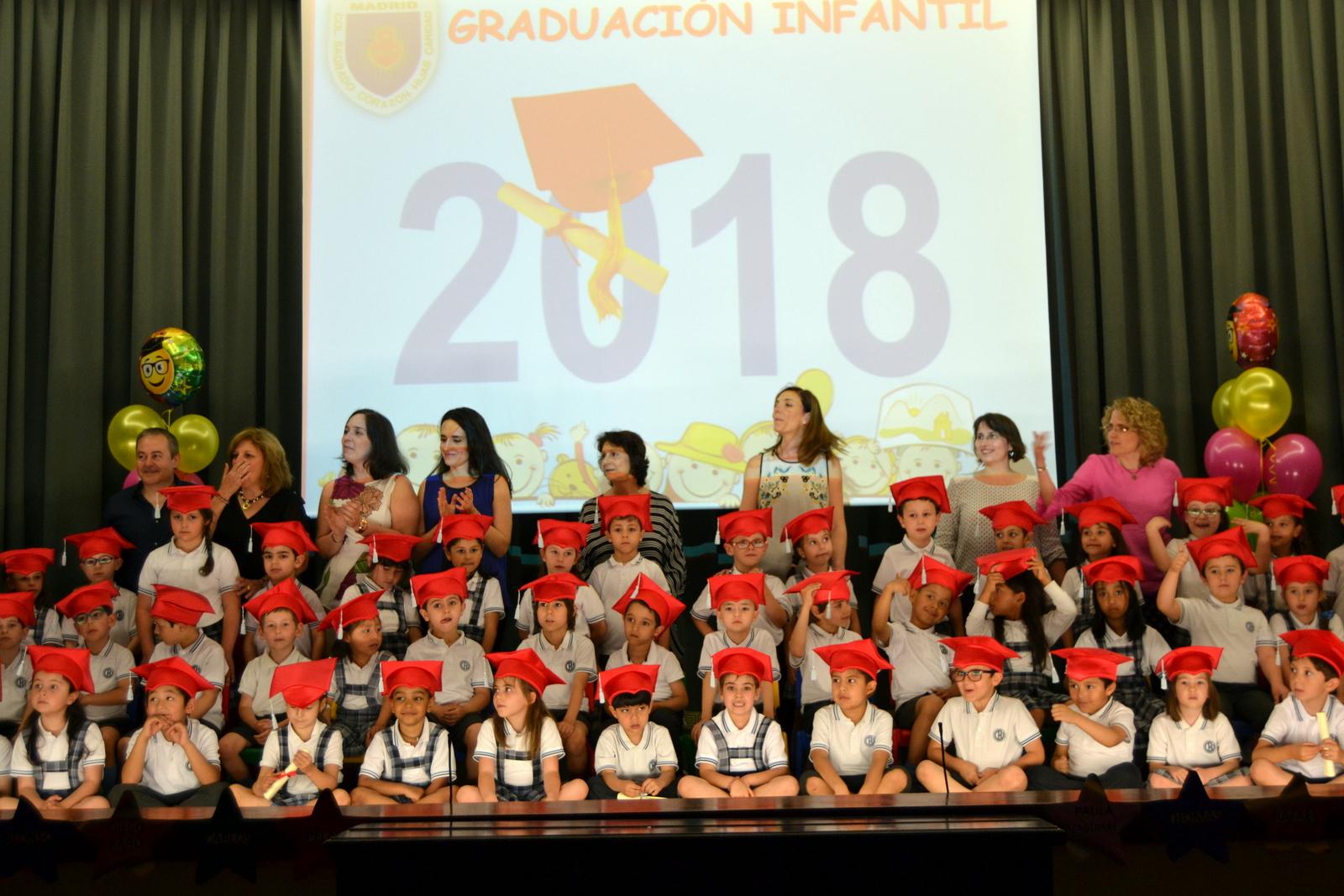 Graduación Educación Infantil 2018 9