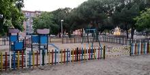 La pandemia en los parques infantiles 13