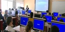 Reportaje Telemadrid sobre proyecto IIT en el IES Isaac Peral