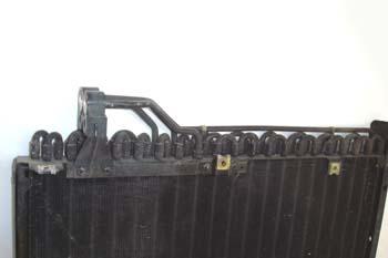 Condensador de aire acondicionado de flujo paralelo