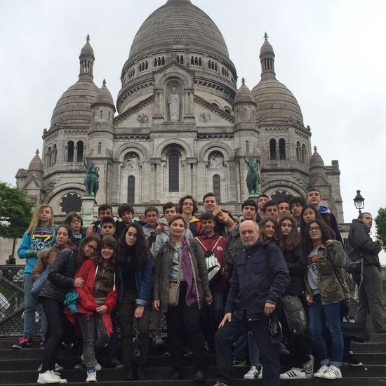 Intercambios en París 3
