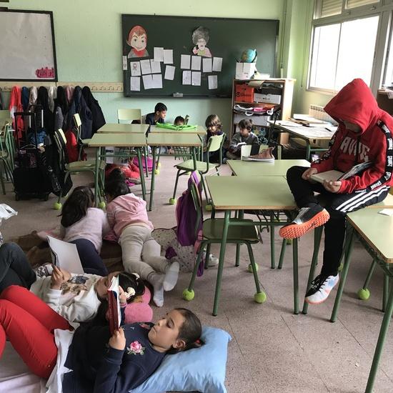 Reading Day 3rd Grade 3