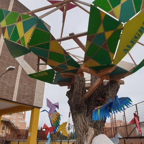 Día de la Paz 2020. El árbol de la Amistad 15