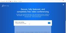 Crear videoconferencia con Jitsi