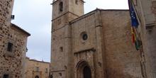 Fachada, Catedral de Cáceres