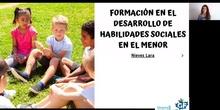 Desarrollo de las habilidades sociales en el menor 1