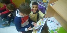 Cuéntame un cuento - Actividad conjunta Infantil 3 años y 6º Ed. Primaria 15