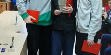 2º Torneo Ajedrez Intercentros Satafi 25