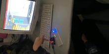 Práctica con S4A (Scratch for Arduino) en clase Tecnologías 3ESO - 4d5