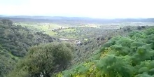 Vistas desde el castillo de Peñafiel