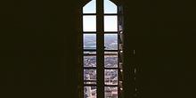 Ventanal del Castillo de Consuegra, Toledo
