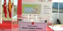 El nuevo colegio público 'Dos de Mayo' amplía la oferta educativa de Pinto