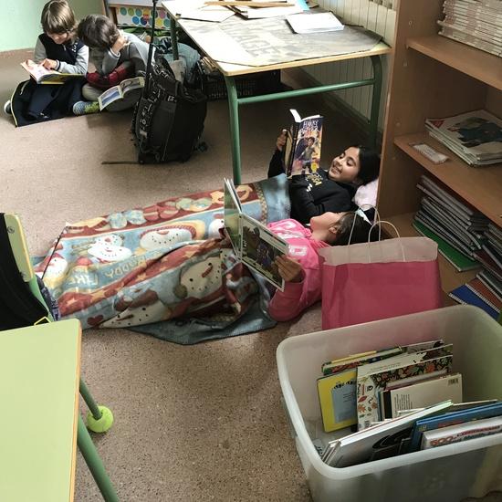 Reading Day 3rd Grade 11
