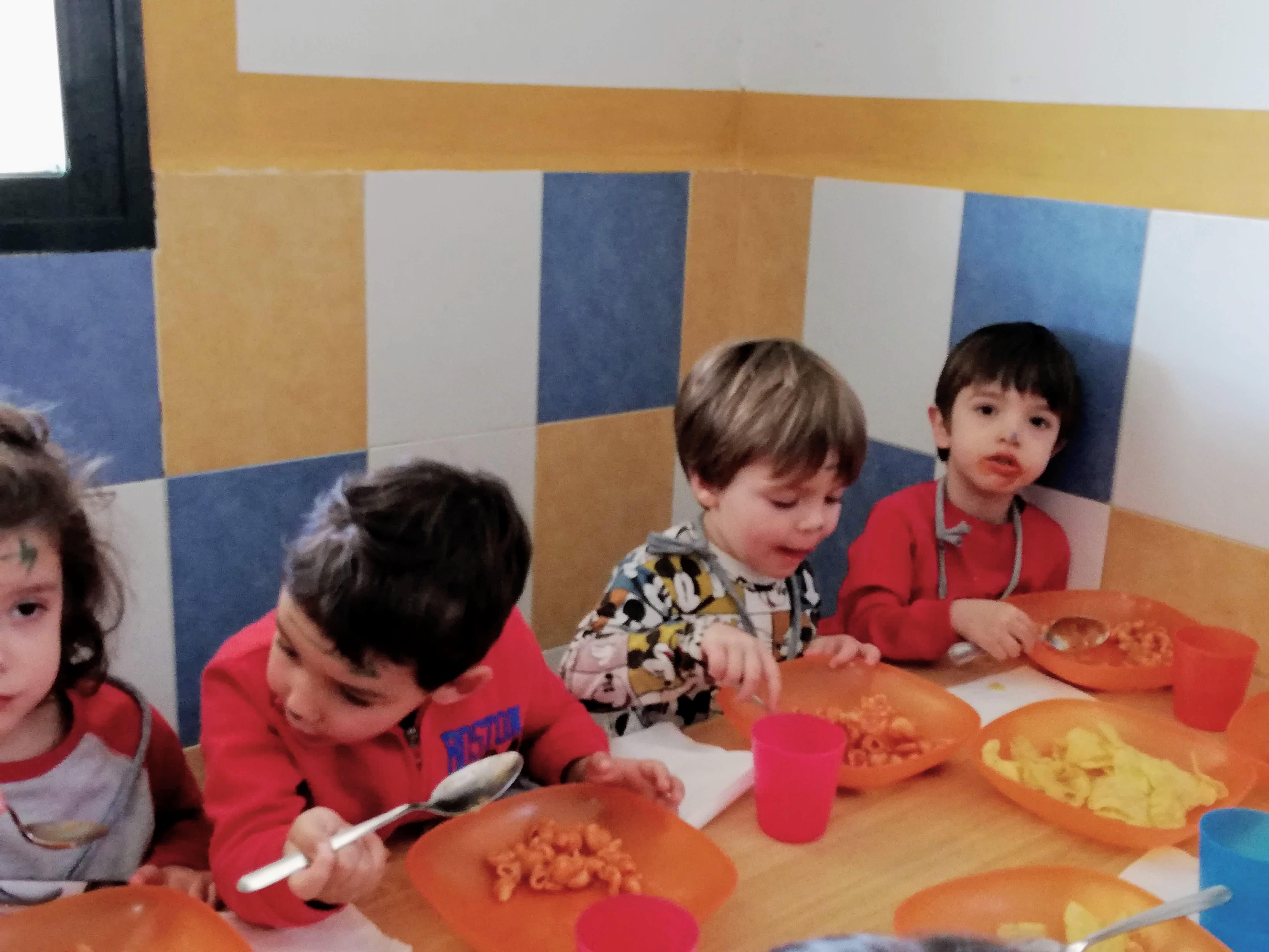 """Granja Escuela """"Giraluna"""". Infantil 3 años.1 3"""