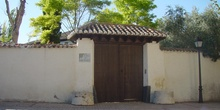 Fachada de casa en Cubas de la Sagra