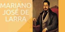 SECUNDARIA 4. MARIANO JOSÉ DE LARRA. LENGUA. FORMACIÓN