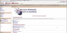 Crear vínculos con el editor HTML del Aula Virtual