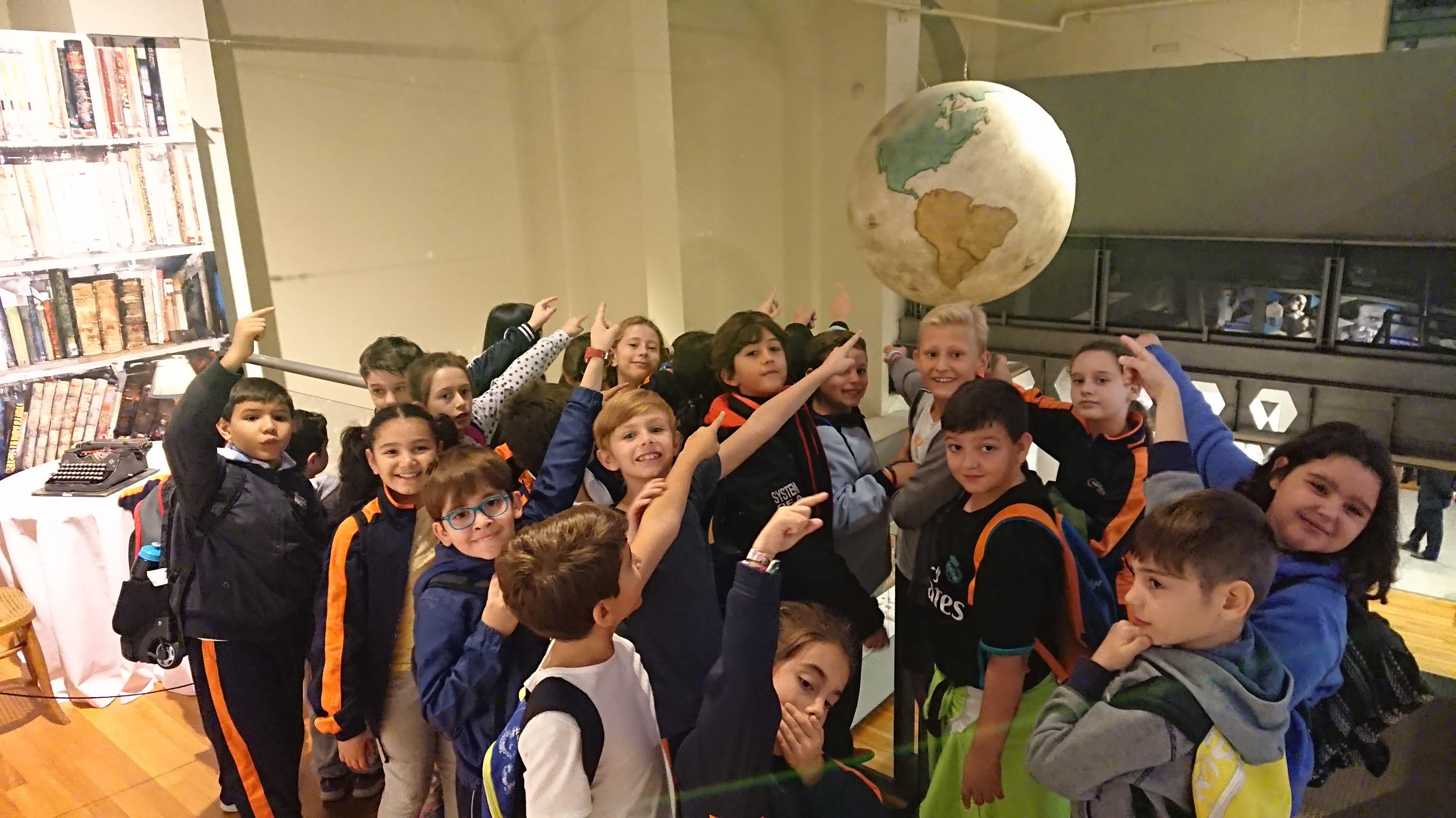 Excursión al museo de ciencias 7
