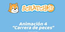 ScratchJr (Iniciación) 04-Carrera de peces
