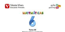 Matemáticas. Tema 9