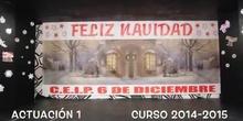 CELEBRANDO LA NAVIDAD 1 (2014)