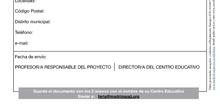 Solicitud participación Feria Madrid es Ciencia 2020