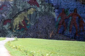 Pintura rupestre, Cuba
