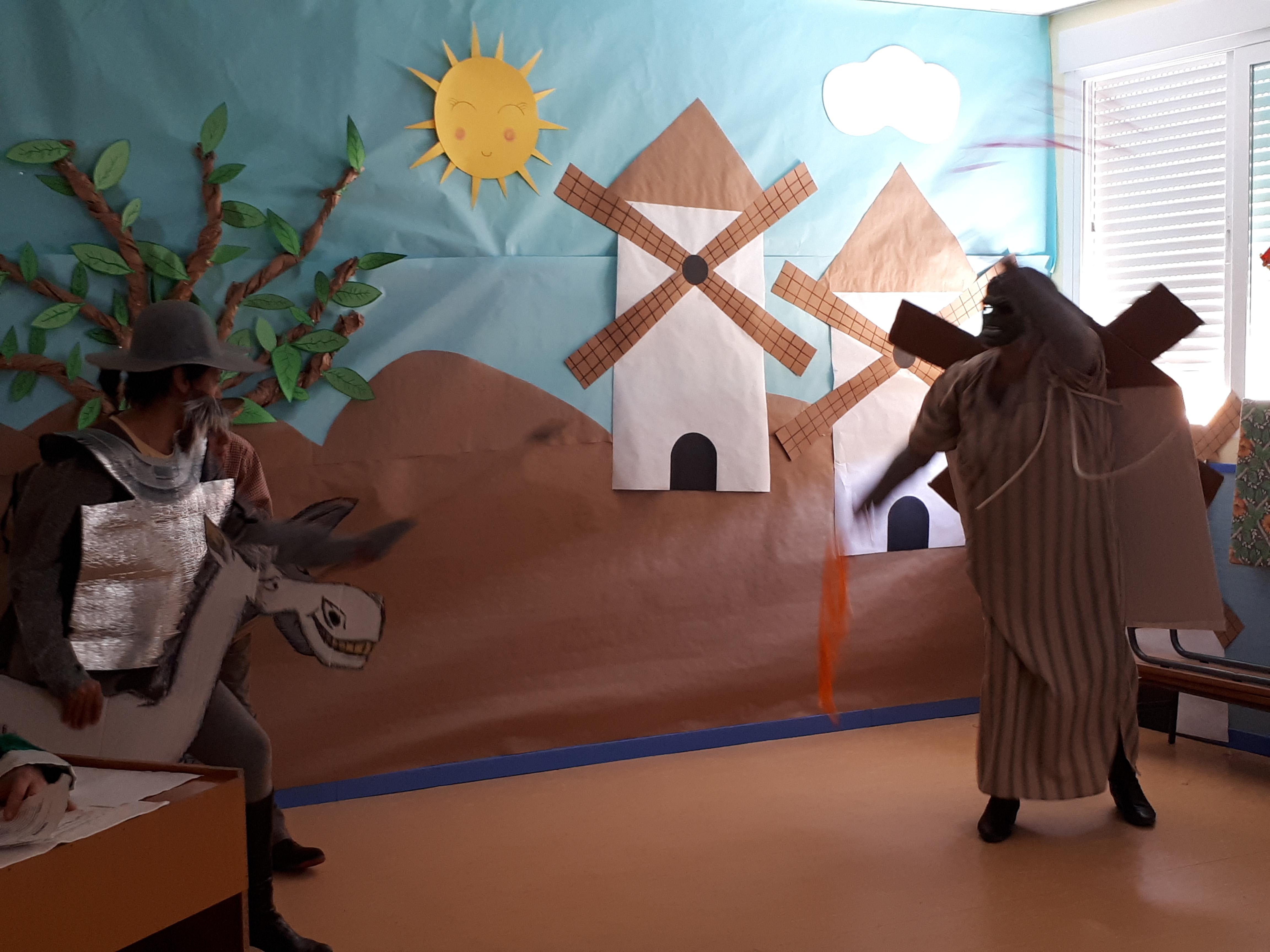 Teatro Don Quijote 8