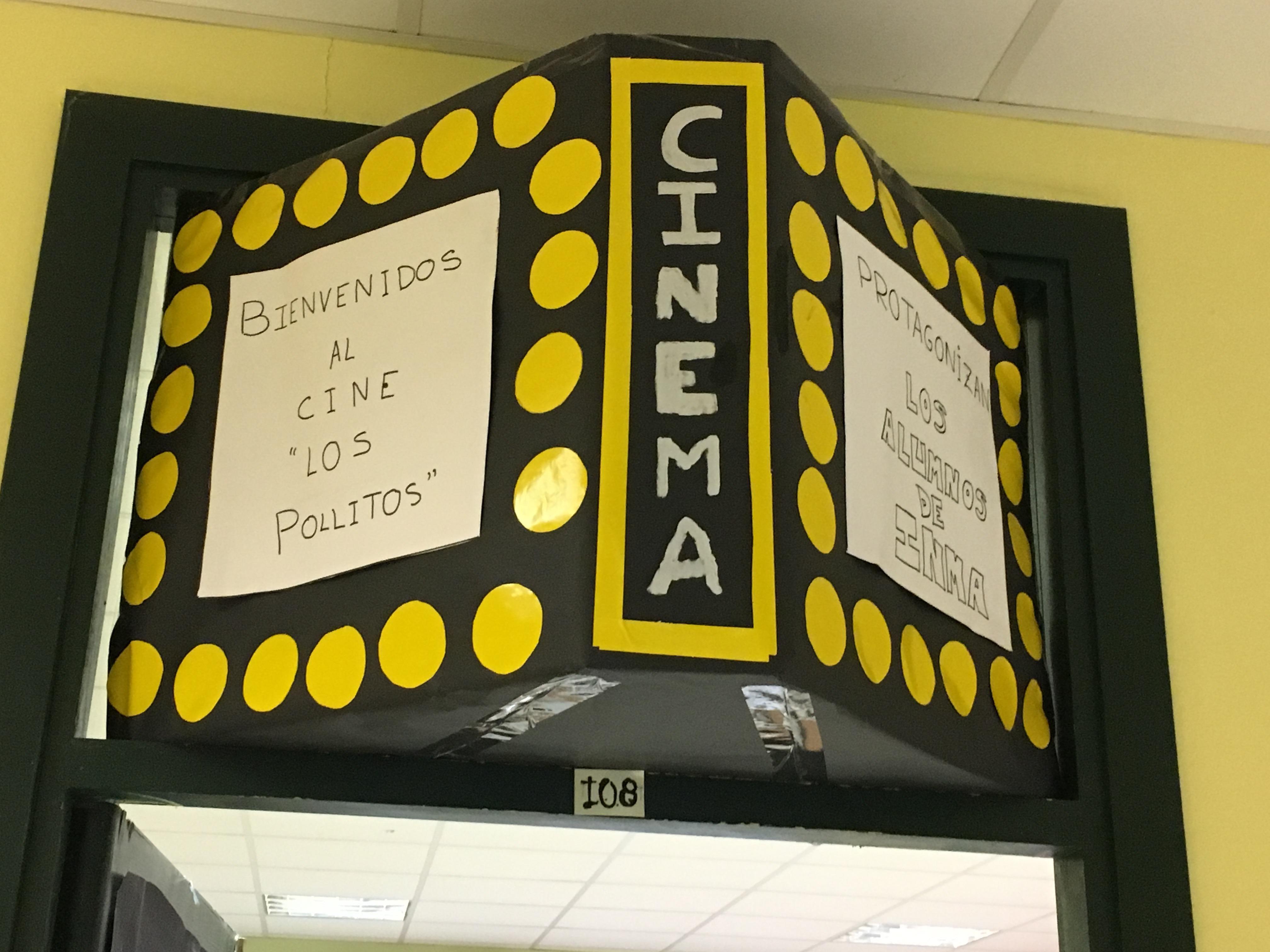 Proyecto El Cine 6