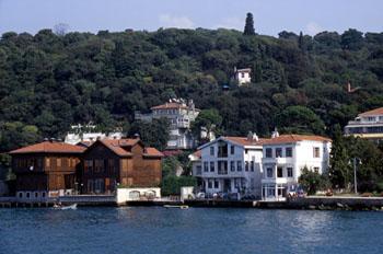 Orillas del Bósforo, Estambul, Turquía