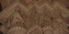 Capiteles de la Catedral Vieja de Salamanca, Castilla y León