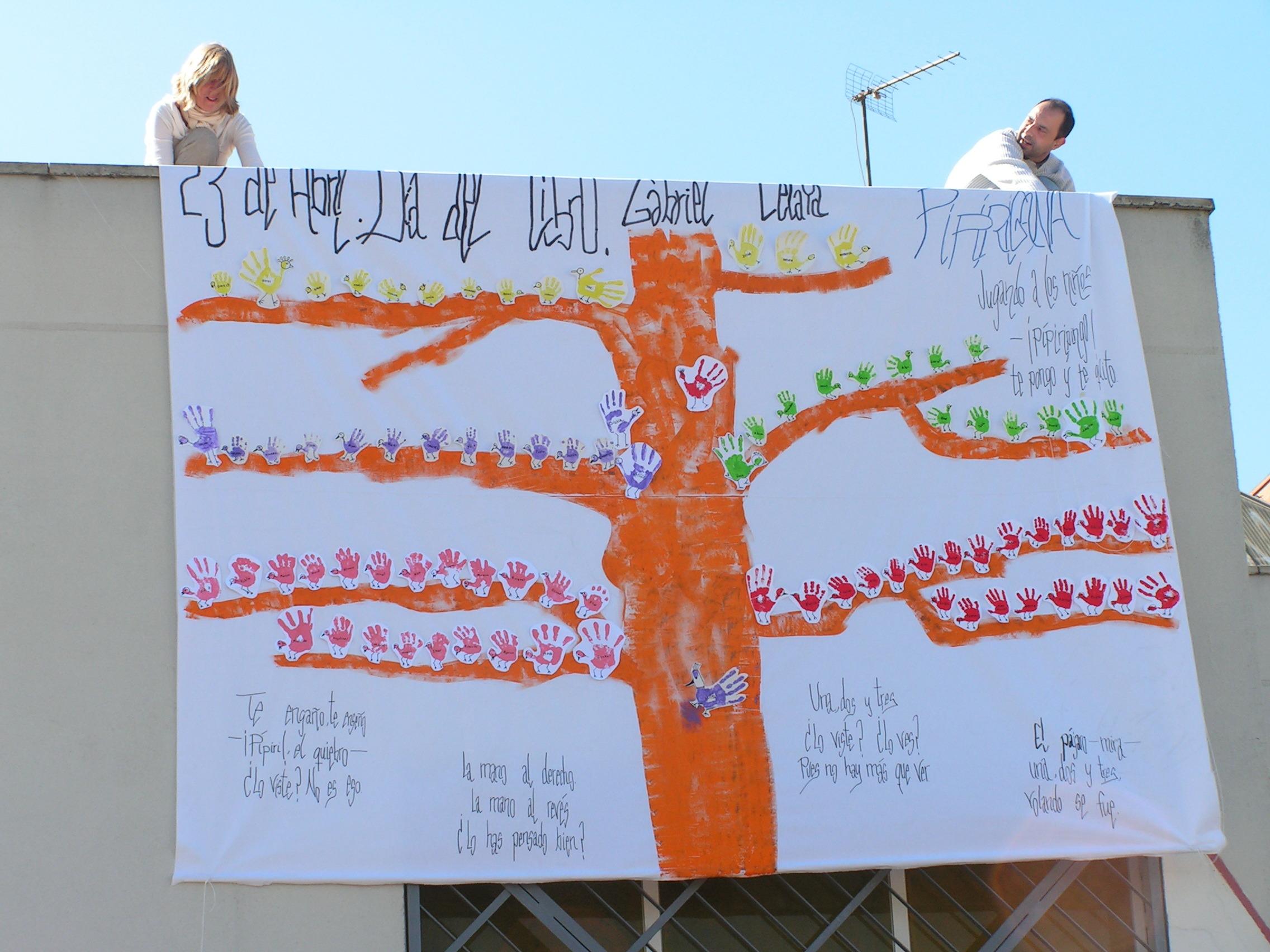 Pancartas del Día del Libro 10