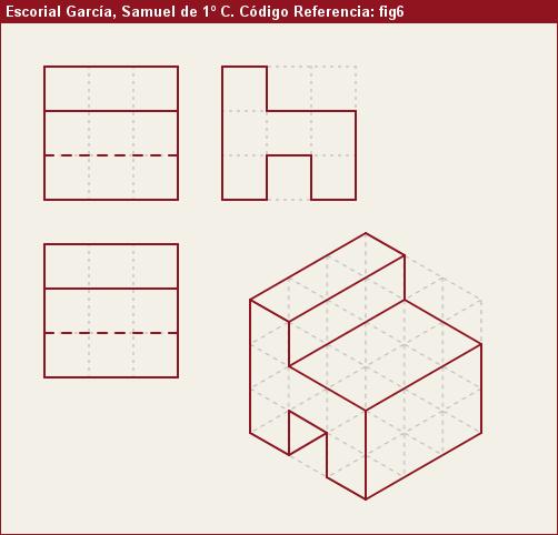 Vistas Diédricas Fig6