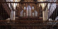 Rejería coro, Catedral de Badajoz