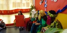 Visita de los Reyes Magos 2. Curso 19-20 15