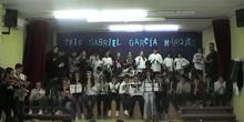 Música y Poesía en el colegio Gabriel García Márquez