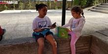 Infantil 5 años y la semana del libro 11
