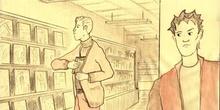 El Capitán cólera: En el supermercado