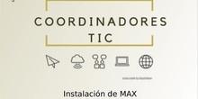Webminar: instalación de MAX
