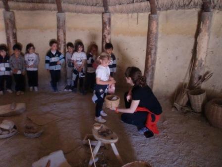 Infantil 4 años en Arqueopinto 2ª parte 15