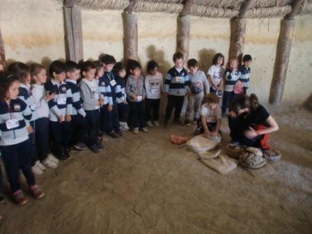 Infantil 4 años en Arqueopinto 2ª parte 18
