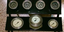 Panel de control, Museo del Aire de Madrid