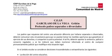 PROTOCOLO PADRES SEPARADOS O DIVIRCIADOS