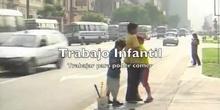Trabajo infantil. Trabajar para comer en Perú