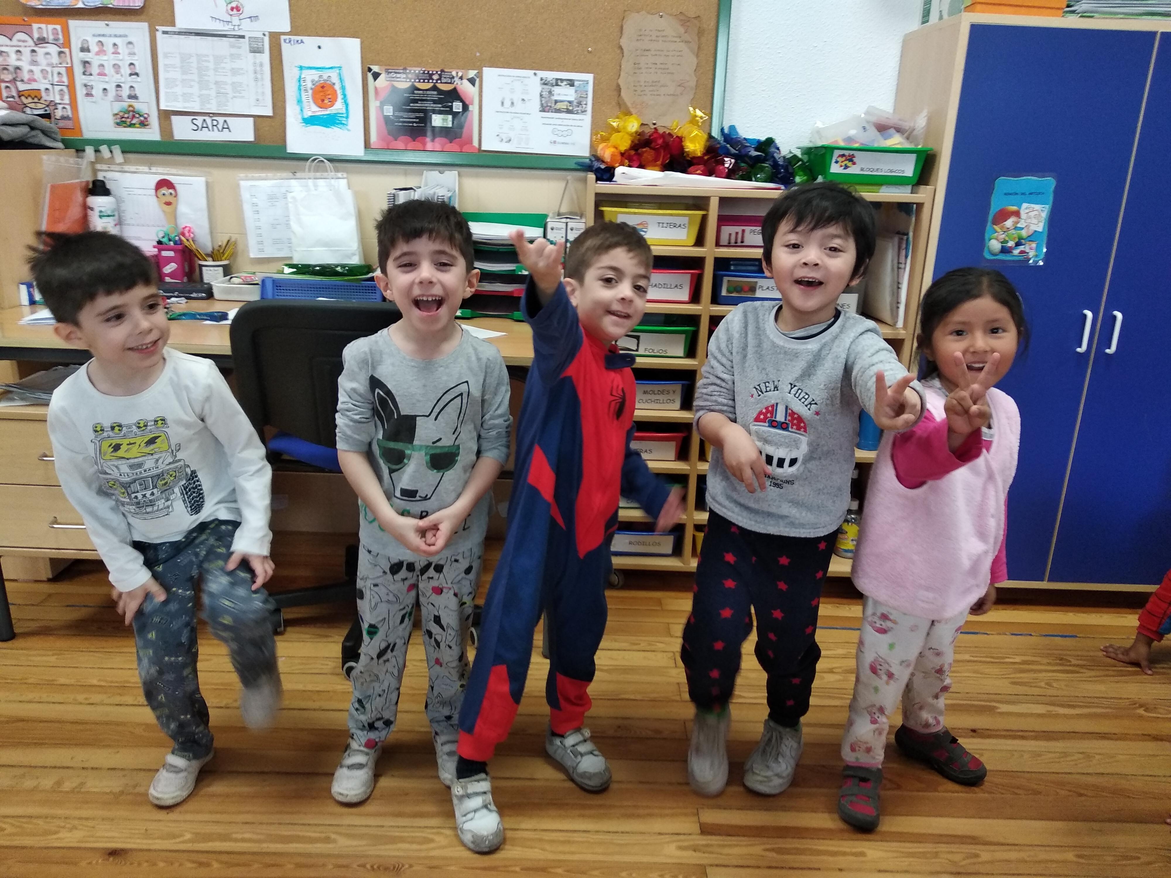 Carnaval Educación Infantil 2019 6